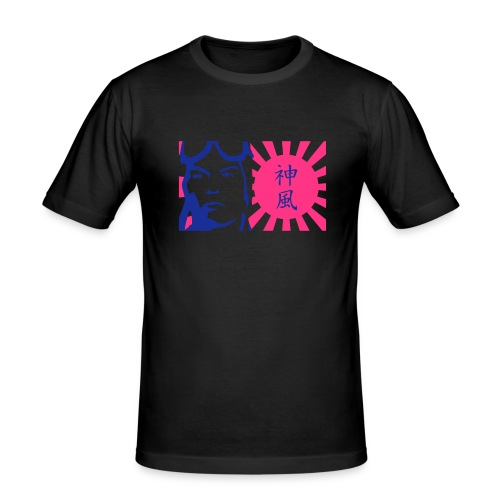 Kamikazes - Camiseta ajustada hombre
