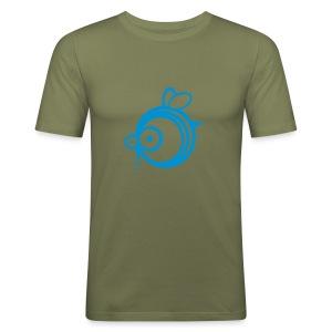 Maya'shirt - Tee shirt près du corps Homme