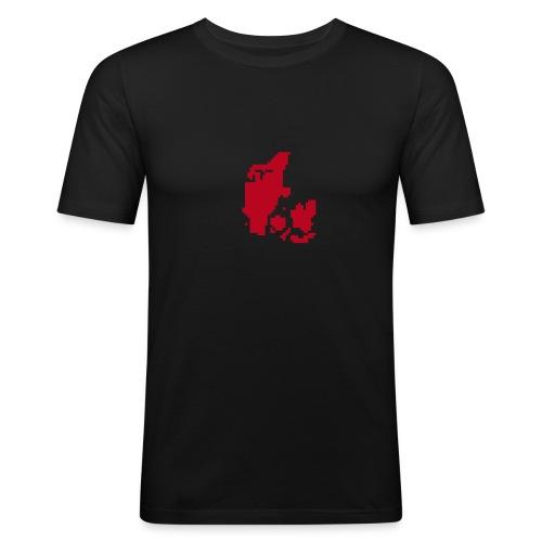 Astronaut Schwarz - Männer Slim Fit T-Shirt