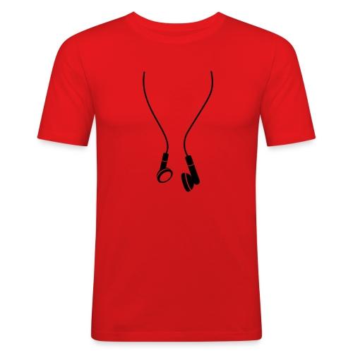 Earplugs - slim fit T-shirt