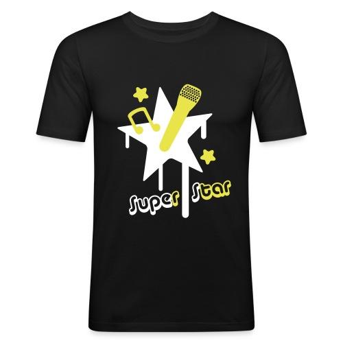 Tee-shirt I'm a SuperStar - T-shirt près du corps Homme