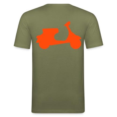 vespi - Camiseta ajustada hombre