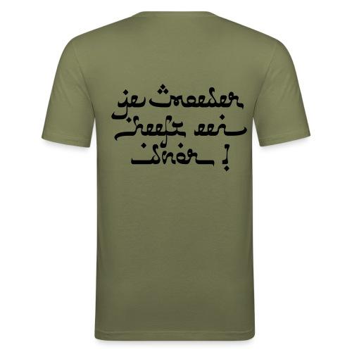 Snor - slim fit T-shirt