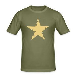 world war viet - Tee shirt près du corps Homme