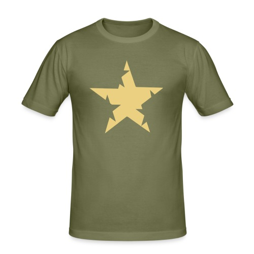 world war viet - T-shirt près du corps Homme
