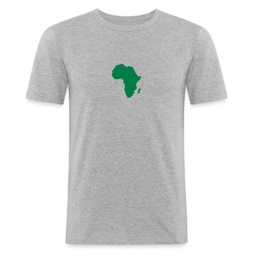 Africa - Men's Slim Fit T-Shirt