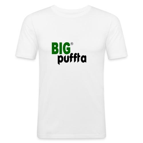 Big Puffta - Men's Slim Fit T-Shirt