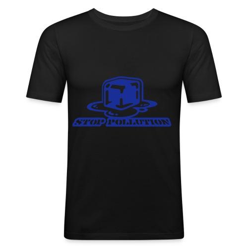 Isterning -Imod forurening - Herre Slim Fit T-Shirt