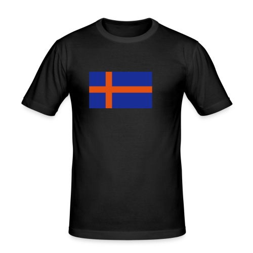 three-piece suit - Men's Slim Fit T-Shirt