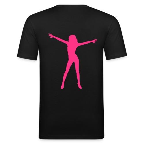 7K011 - Men's Slim Fit T-Shirt
