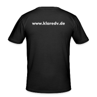 T-Shirts ~ Männer Slim Fit T-Shirt ~ Anwalts Shirt