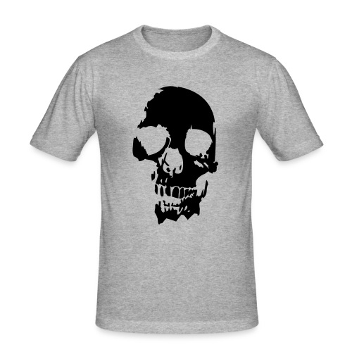 Dead no more Shirt - Männer Slim Fit T-Shirt