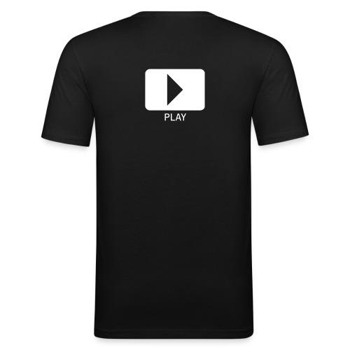 MORE MUSIC - T-shirt près du corps Homme