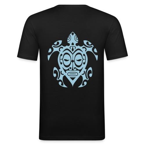 t-shirt new caledonia - T-shirt près du corps Homme