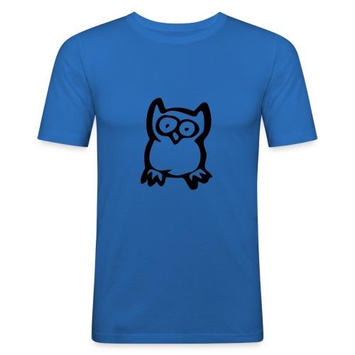 Owl - Herre Slim Fit T-Shirt