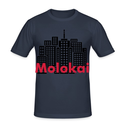 City Molokai t-shirt - Men's Slim Fit T-Shirt