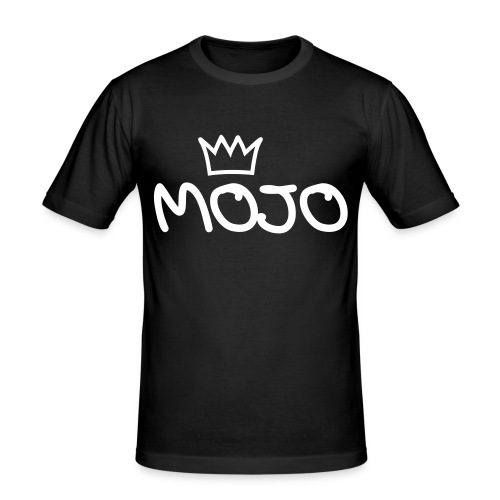 King Mojo - Männer Slim Fit T-Shirt