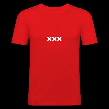 xxx - Amsterdam T-Shirts