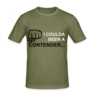 Contender Tee - Men's Slim Fit T-Shirt