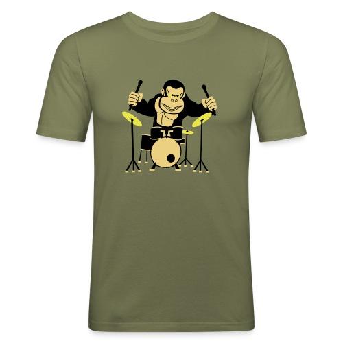 gorilla t-shirt - Men's Slim Fit T-Shirt
