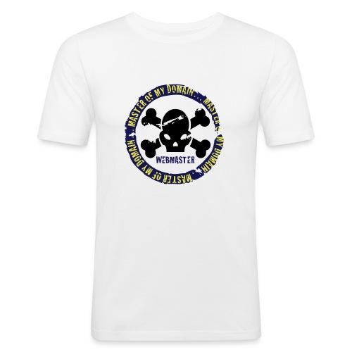 webmaster - Camiseta ajustada hombre