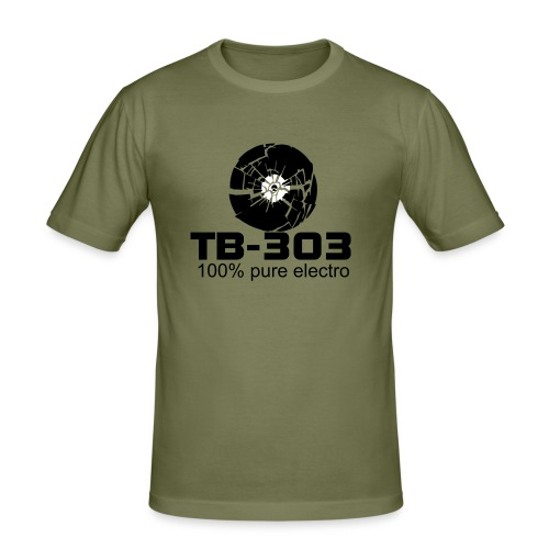 TB-303 Shirt - Männer Slim Fit T-Shirt