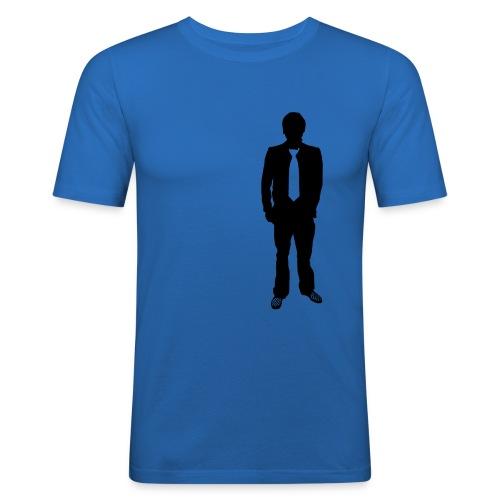 la marque - T-shirt près du corps Homme