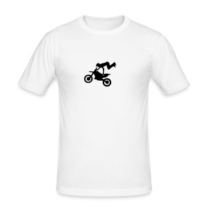 racing cross - Tee shirt près du corps Homme