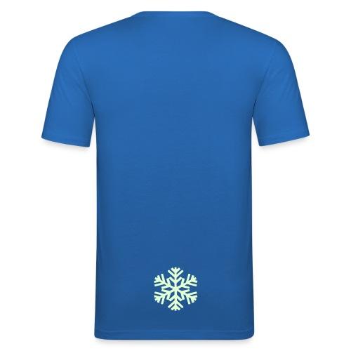 ice age coming - Slim Fit T-skjorte for menn