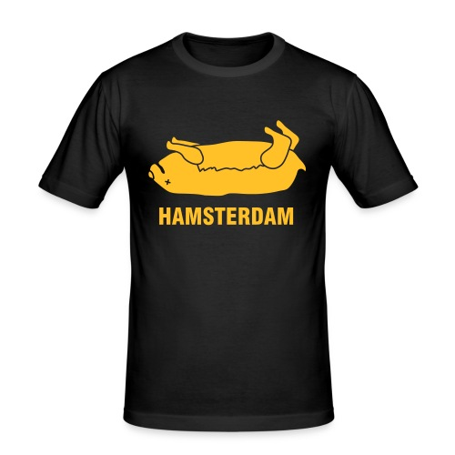 Hamsterdam - slim fit T-shirt