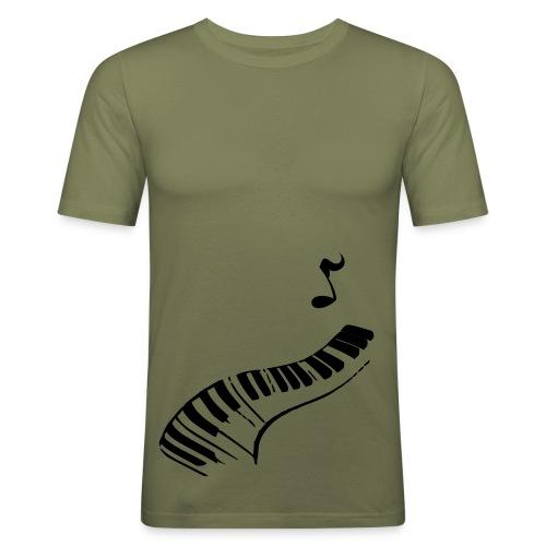 Pjanno ! - T-shirt près du corps Homme