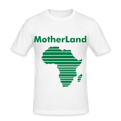 Proudly Nigerian - Men's Slim Fit T-Shirt