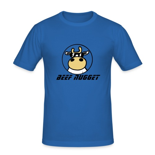 Beef Nugget SLim Fit Tee.... - Men's Slim Fit T-Shirt