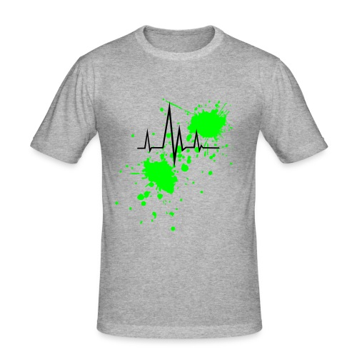 HORNES - T-shirt près du corps Homme