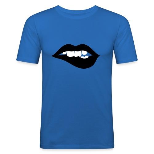 Wat een harde baas - slim fit T-shirt