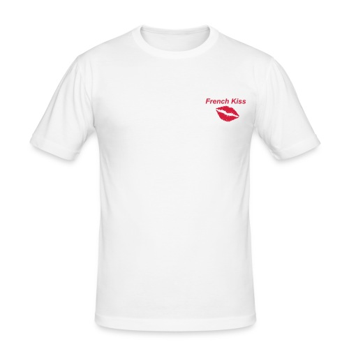 Coupe près du corps Homme collection French Kiss - T-shirt près du corps Homme