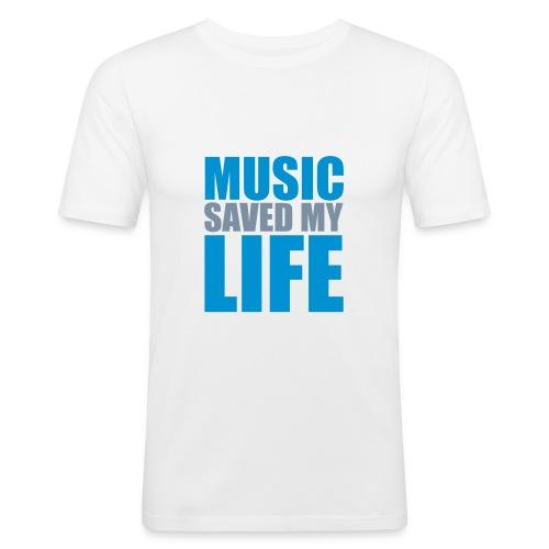 MUSIC - T-shirt près du corps Homme