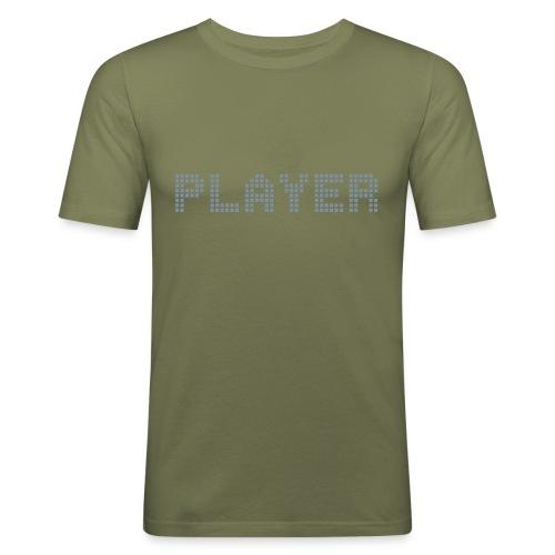P:layer - Miesten tyköistuva t-paita