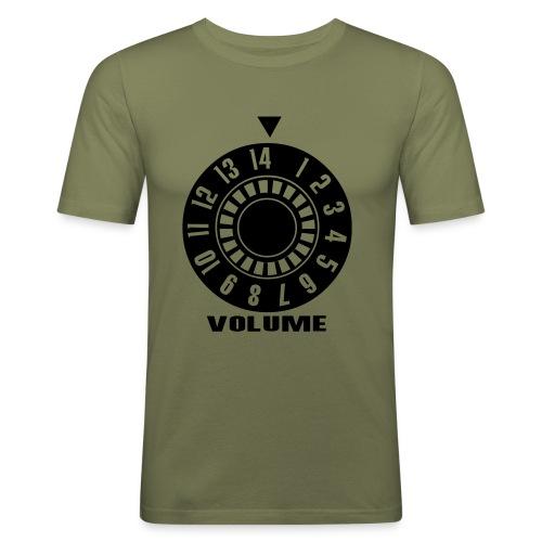 volume - Maglietta aderente da uomo