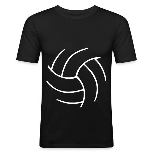 mens football tee - Men's Slim Fit T-Shirt