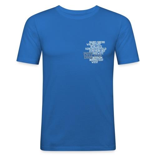 Stern - Männer Slim Fit T-Shirt