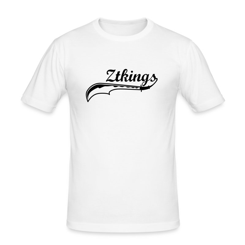 ZTKings T-Shirt  - Men's Slim Fit T-Shirt