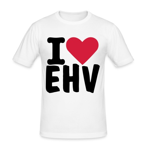 I Love Eindhoven - slim fit T-shirt