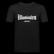 T-Shirts ~ Männer Slim Fit T-Shirt ~ Slim Fit T-Shirt