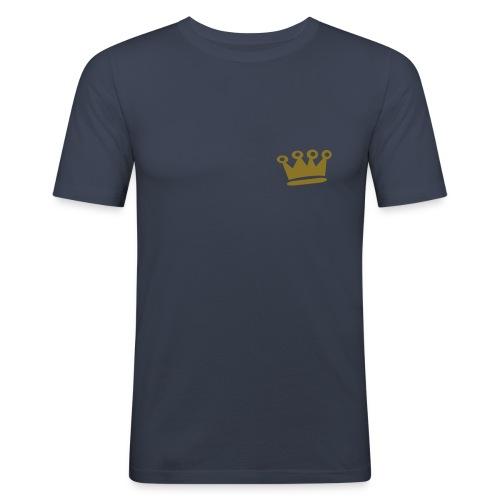 Kings friend - Slim Fit - Men's Slim Fit T-Shirt