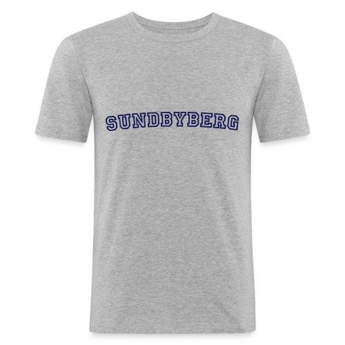 Sundbyberg Tee - Slim Fit T-shirt herr