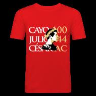 Camisetas ~ Camiseta ajustada hombre ~ Camiseta Hombre Ajustada Cayo Julio Cesar