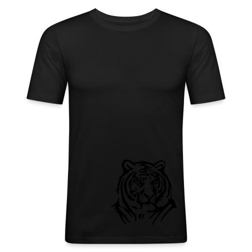 black tiger - Men's Slim Fit T-Shirt