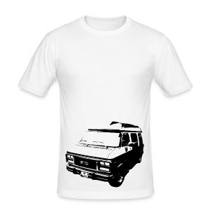 BUSSS - slim fit T-shirt