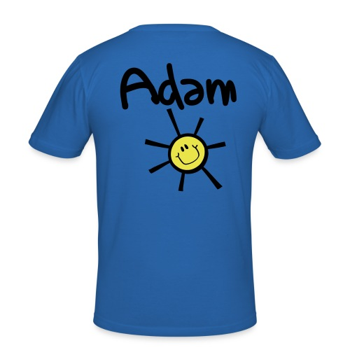 Adam tshirt - Men's Slim Fit T-Shirt